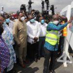 Obetsebi Lamptey interchange opens to traffic