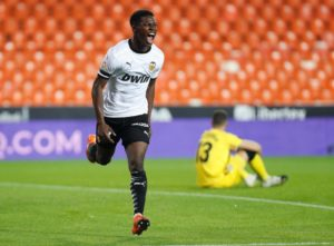 VIDEO: Yunus Musah scores first ever Valencia goal in 2-2 draw