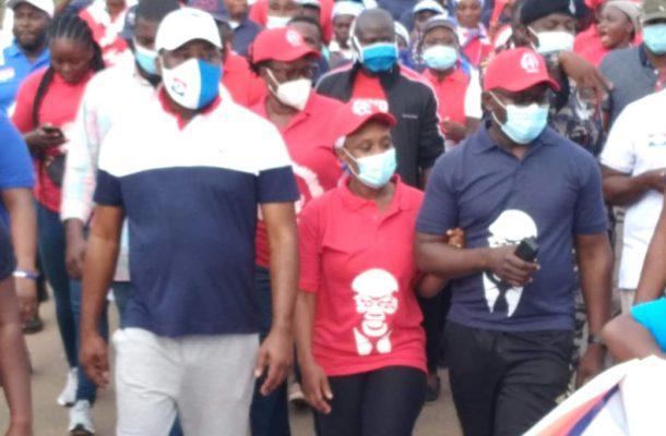 Akufo-Addo is free of deceit, vote for him — Abena Osei Asare