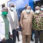 Why Allotey Jacobs joined Akufo-Addo to commission Ekumfi Fruit Juice factory