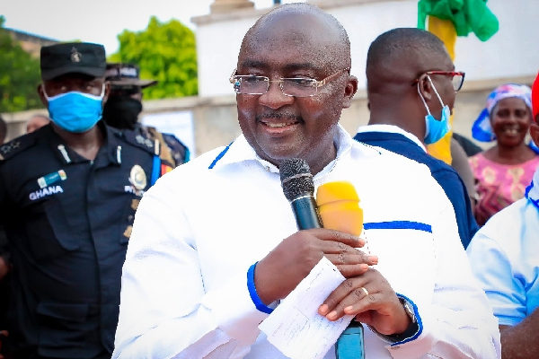 VIDEO: Angry NPP group leaders tell Dr. Bawumia to forget about contesting for 2024 elections