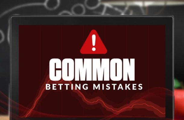Five common betting mistakes