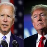 US Elections : Biden leads Trump in four key states