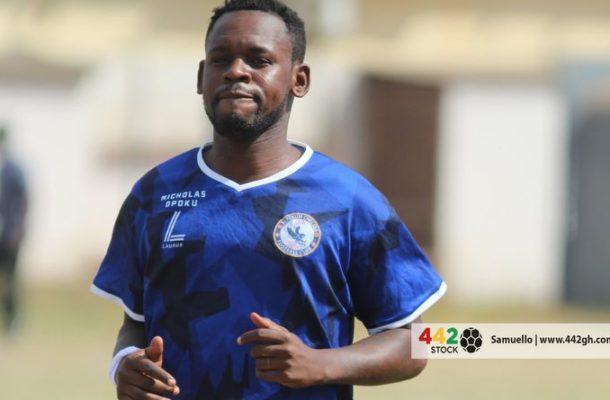 Emmanuel Clottey's thunderbolt steals draw for Berekum Chelsea against Kotoko at the death