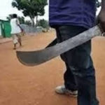 Group attacks teacher with cutlasses for seizing student's phone