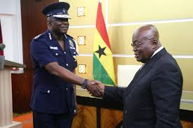 Akufo Addo GOV'T doubling salary of police officers to buy their votes