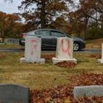 Michigan Jewish cemetery desecrated with 'pro-Trump' messages