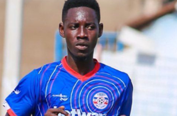 I'm not disappointed with draw against Bechem United - Liberty captain