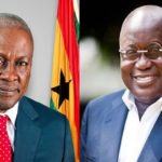 Akufo-Addo will soon retire you from active politics — Mahama told