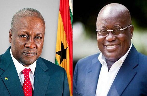 Akufo-Addo will soon retire you from active politics — Mahama told