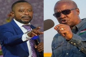 VIDEO: You're a fool - Owusu Bempah tells Mahama
