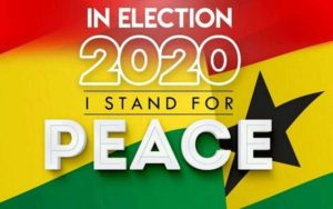 Bright Philip Donkor writes: Peace, non-negotiable let's embrace it