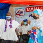 Tamale Central: Vote Dr Anyars for decency and competency - Samira Bawumia charges electorates