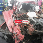 Five killed, others injured in ghastly road crash at Sogakope