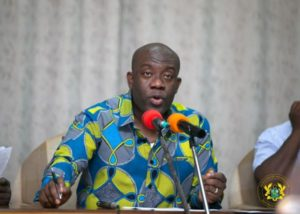 Condemn NDC's 'fake' Video about President Akufo-Addo - Oppong Nkrumah challenges CSOs, others