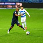 Andre Ayew elated with goal against QPR