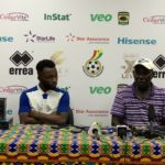 Annor Walker's appointment gives us the confidence to play for him - Gladson Awako