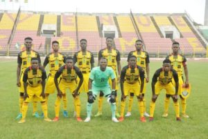 AFCON U-20 Finals: Coach Zito maintains starting XI that beat Gambia