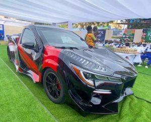 PHOTOS: Check out Kantanka Automobile's latest sports car