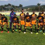 Ashgold depart to Burkina Faso ahead of Salitas clash