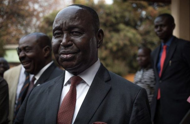 CAR accuses former president of 'attempted coup'
