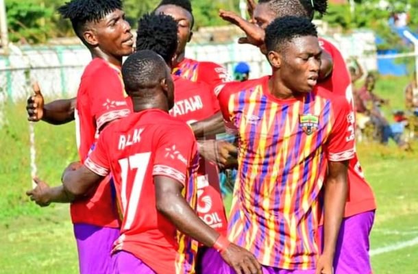 VIDEO: Watch highlights of Hearts of Oak's victory over XI Wonders