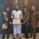 Afro-Arab Group Boss honoured by Article Wan & Rafarazzi