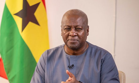 Mahama files motion asking EC to admit errors in results declaration
