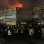 Suspected Kantamanto market arsonist arrested