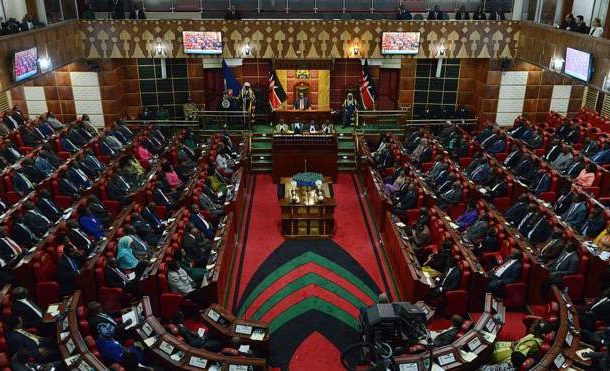 Kenya MPs ordered to pay back $10m housing allowance