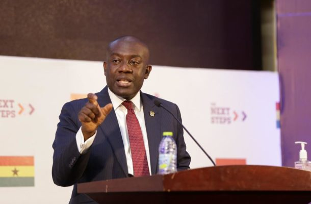 Government business has resumed – Oppong Nkrumah