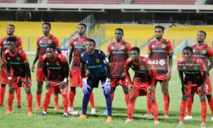 VIDEO: Watch highlights of Kotoko's 1-0 loss to Elmina Sharks