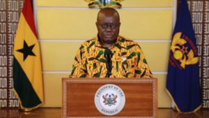 You deserve no praise for scrapping your own needless Ministries –  Akufo-Addo told