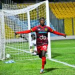 Striker Osman Ibrahim agrees two year contract extension with Kotoko