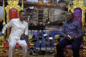 VIDEO: Prophet Salifu Amoako, Owusu Bempah prophesize Political leaders are going to be killed