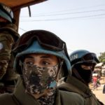 UN peacekeepers killed in Central African Republic on eve of election