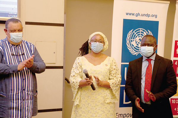 Ghana's Human Development Index improves