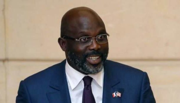 Liberia President Weah releases song titled 'Mr Liar Man'