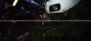 V/R: Five persons dead, others injured in road crash near Sogakope