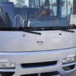 Ken Ofori-Atta donates bus to Asesewa SHS