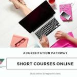 Are the short courses offered by colleges internationally recognised?