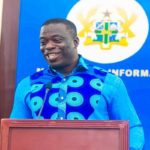 BREAKING: Ignatius Baffour-Awuah's personal driver arrested for operating police vehicle