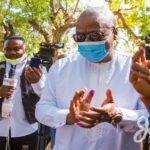 Confusion hits Mahama's voting process in Bole Bamboi