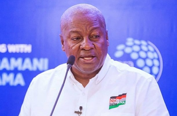 Mahama reveals how illiterate polling agents caused NDC in 2020 polls