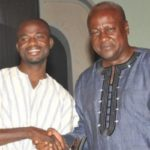 2024 awaits you, don't destroy your reputation - Manasseh consoles Mahama