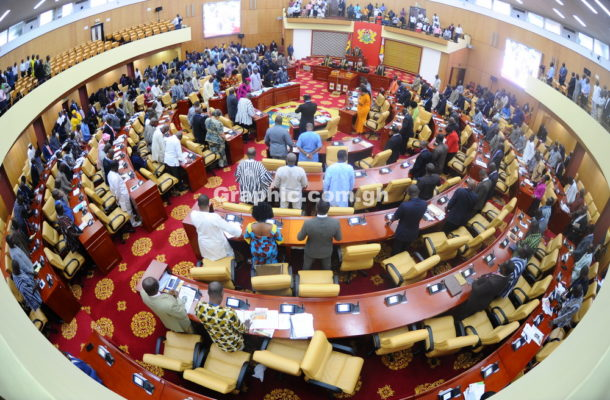 """Bright Philip Donkor writes: Does the title ''Honourable"""" fit our MPs?"""