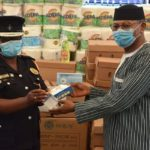 Ghana Police Service receives donation from UNODC