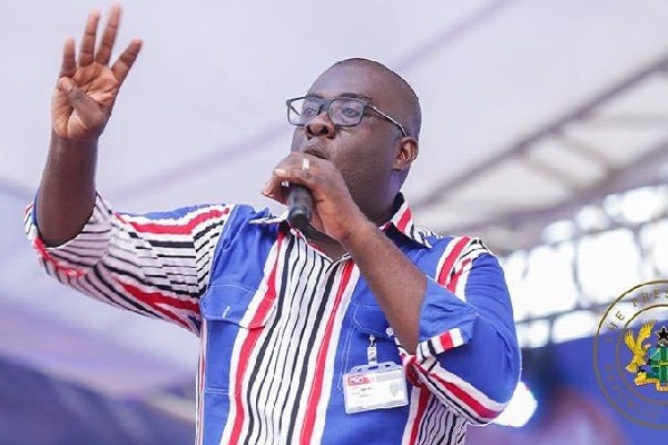 We'll recapture every seat lost in 2024 - Sammi Awuku