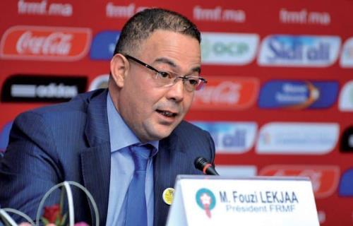 Morocco football pillar Fouzi Lekjaa eyes FIFA Council seat