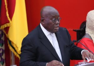 NPP must remain focused and united - President Akufo-Addo